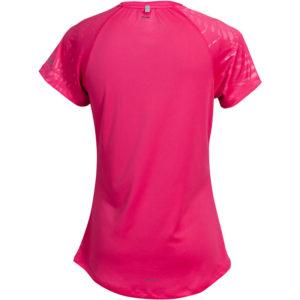 350-95-T-shirt-Fem-fucsia-tras