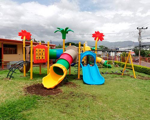 Miniatura-Jardín-Infantil-España