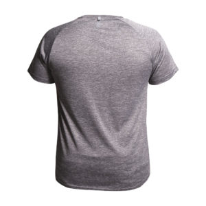 Camiseta deportiva Pioneer Gris