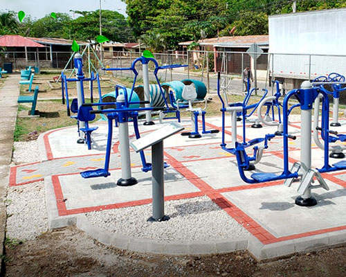 Parque Bio Saludable Abangares