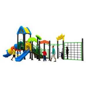 PlayGround, para áreas infantiles y diversión para niños, ideal en zonas recreativa