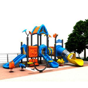 PlayGround, para áreas infantiles y diversión para niños, ideal en zonas recreativas