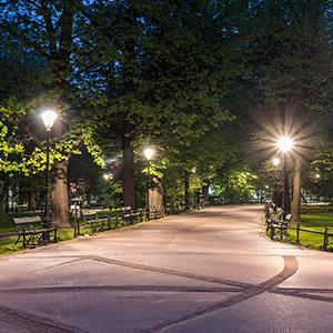 Iluminación Urbano